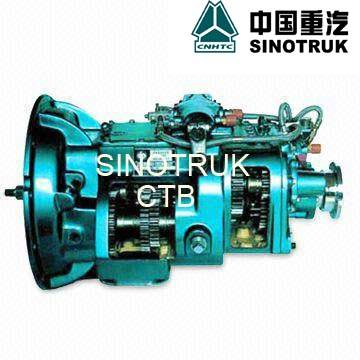 Sinotruk HOWO truck transmission gearbox parts
