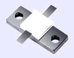 Rf resistors, high-power microstrip resistors, flange resistors