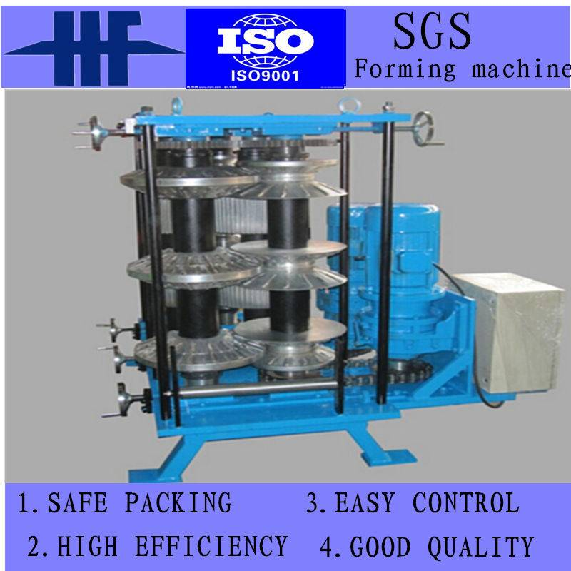 Steel Profile Sheet Crimping Tile Roll Forming Machine