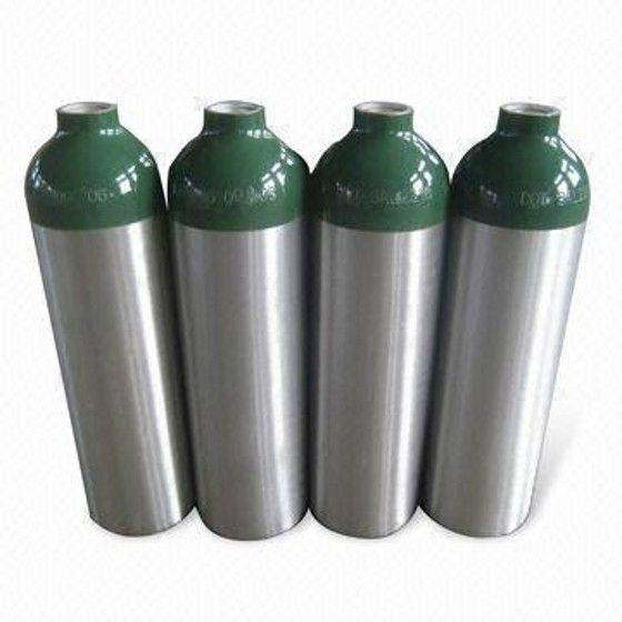 40L Steel Oxygen Cylinders for O2