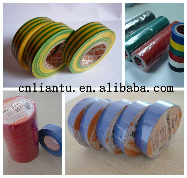 insulation electric pvc tape