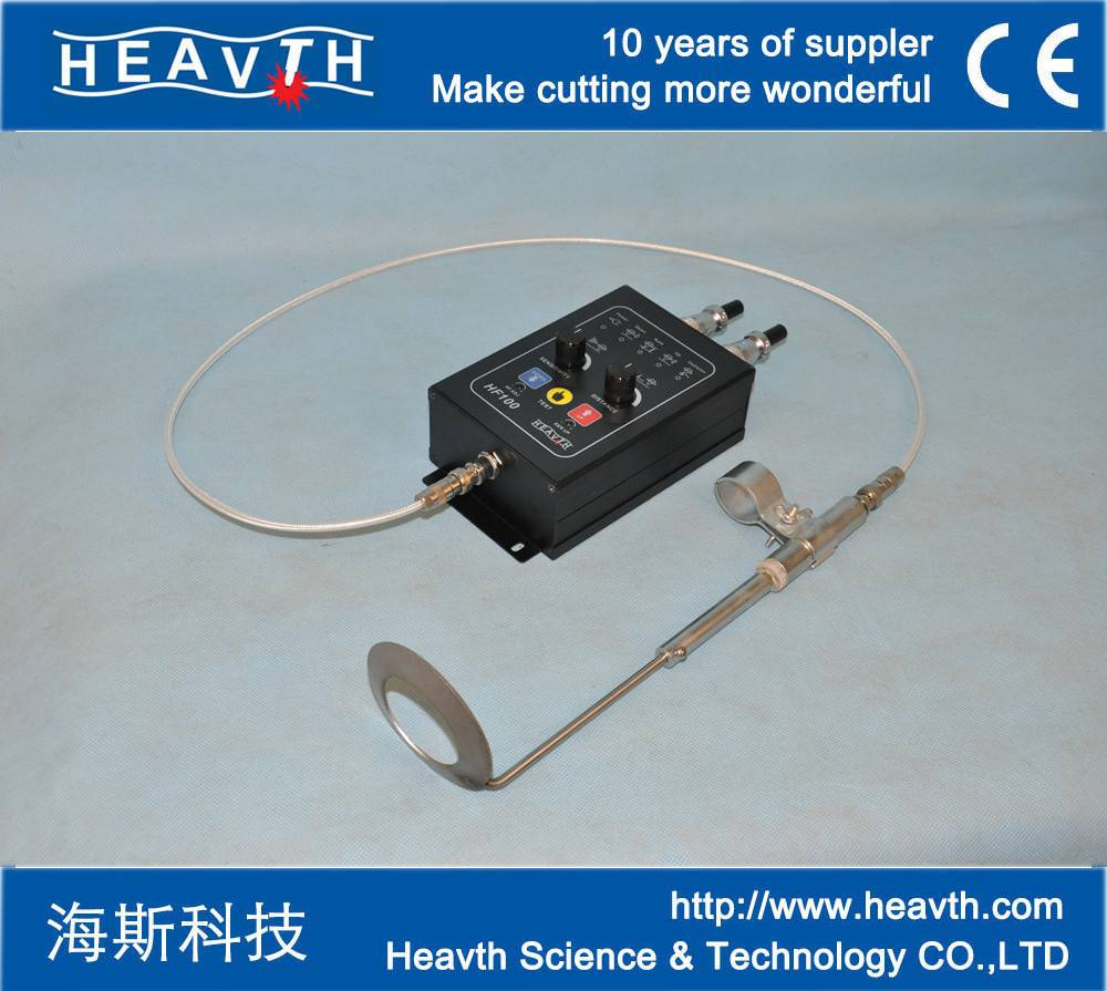 For flame cutting machine capacitive torch height controller height control sensor