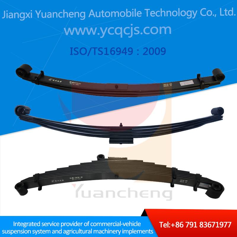 Toyota Hiace Parts Leaf Spring for Heavy Truck