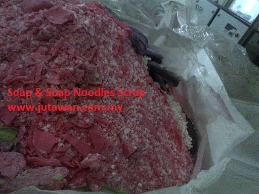 Soap & Soap Noodles Mixed Scrap