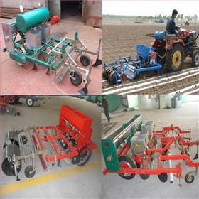 High efficient multifunction peanut seeder for farm