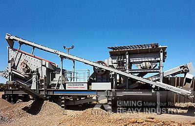 Combination Mobile Crusher
