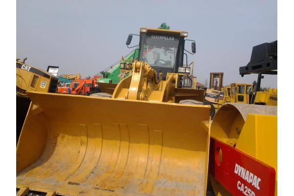 used caterpillar wheel loaders 950G,Used 950G loader for sale