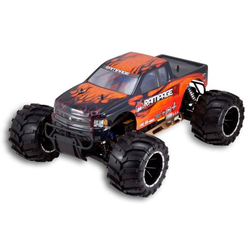 Redcat Racing Rampage MT V3 1/5 Scale Gas Monster Truck RED-RAMPAGE-MT-V3-OF