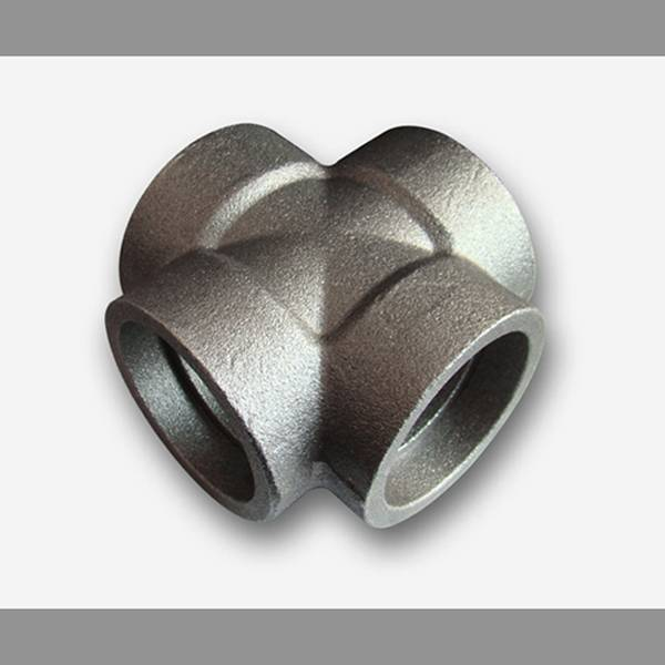 steel cross, butt welding pipe fitting,SW forged pipe fitting