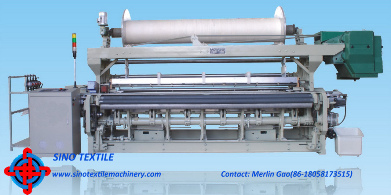 GA738-I dobby terry towel loom, rapier towel weaving machine