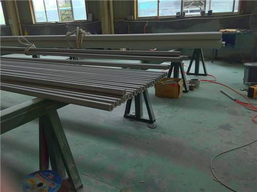 TP317L stainless steel seamless pipes