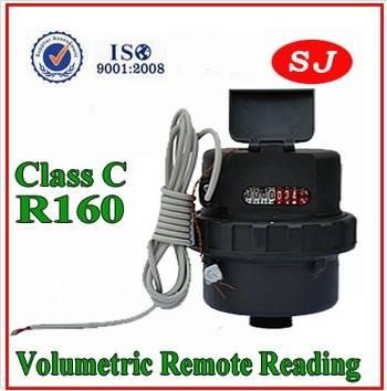 Remote Reading Volumetric Plastic Water Meter LXH/FX-15S-20S