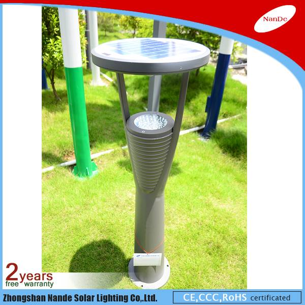 2016 new design solar lawn light