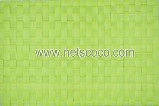 Netscoco Placemat, Foamed PP Placemat, PP Placemats, Woven PP Placemat