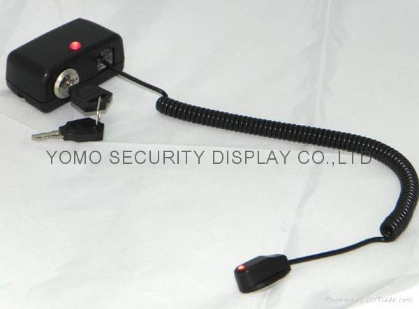 Mobile Phone or laptop Security Display Holder with Alarm