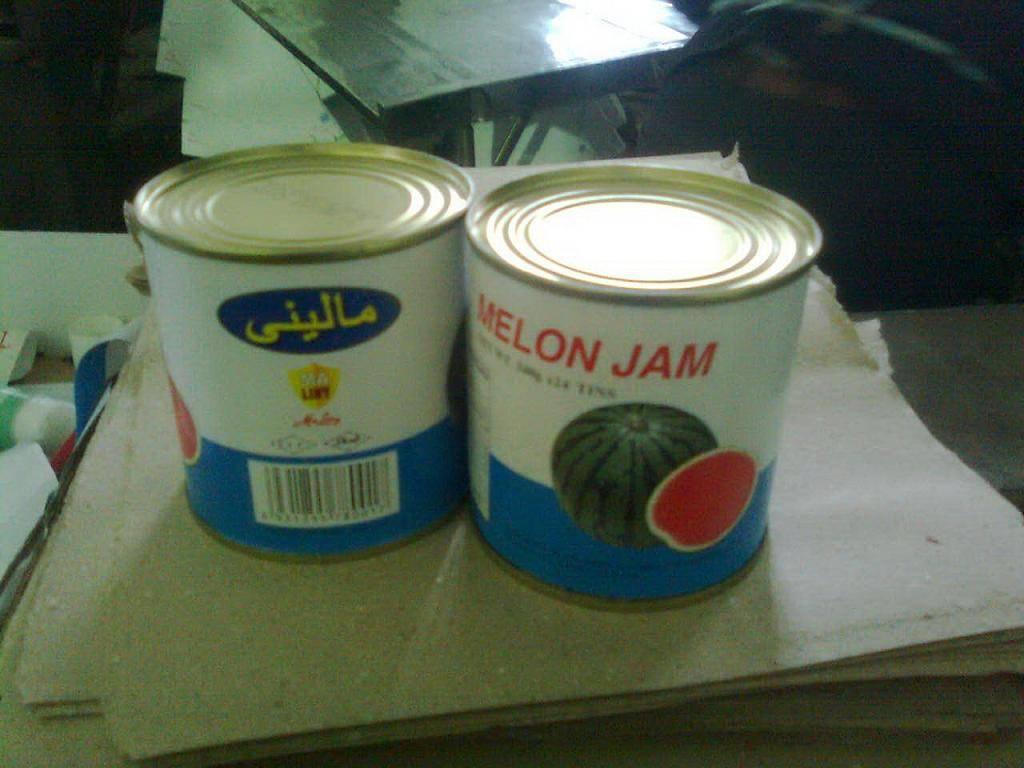 Canned Melon Jam 24x340g/ctn