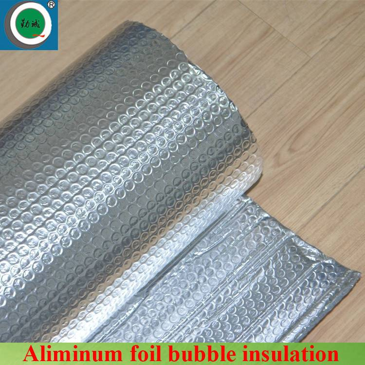 Heat insulation Aluminum Foil Bubble for roof reflective