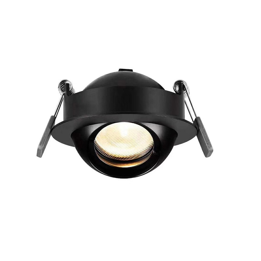 AntMan Ceiling wall washer with big tilt angle corridor picture recessed light