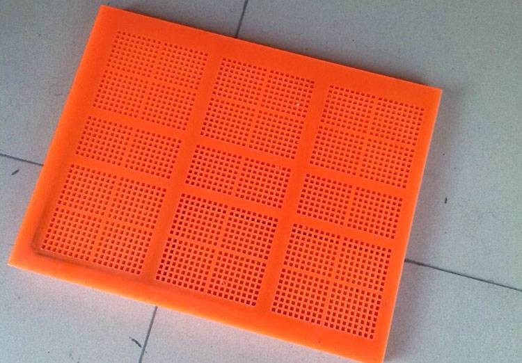 Polyurethane Sieve Plate