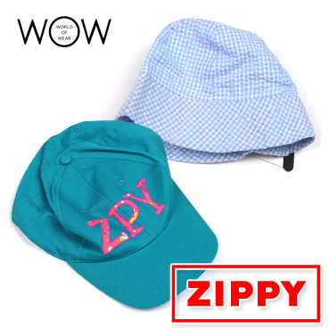 ZIPPY caps for kids