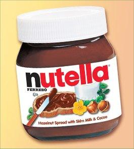 Ferrero Nutella, Nutella & Go! 52g, Nutella Mini, 15g., Nutella, 800g.