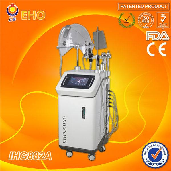 IHG882A 9 in 1 multifunction oxygen jet facial machine