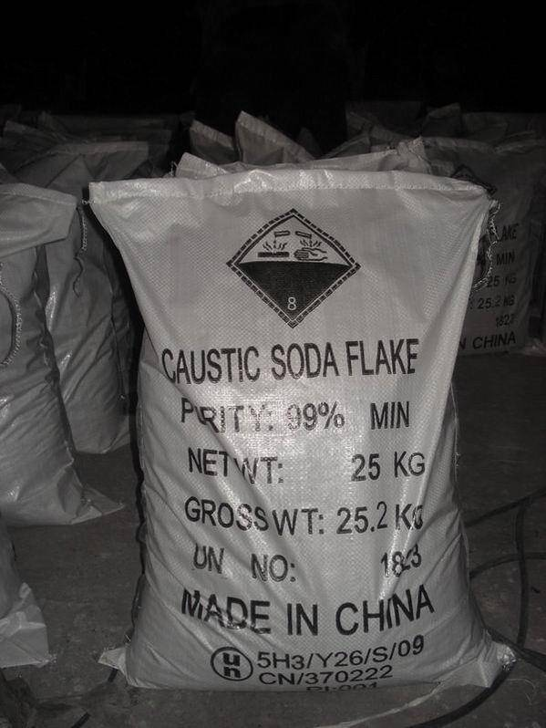 Caustic Soda Flake