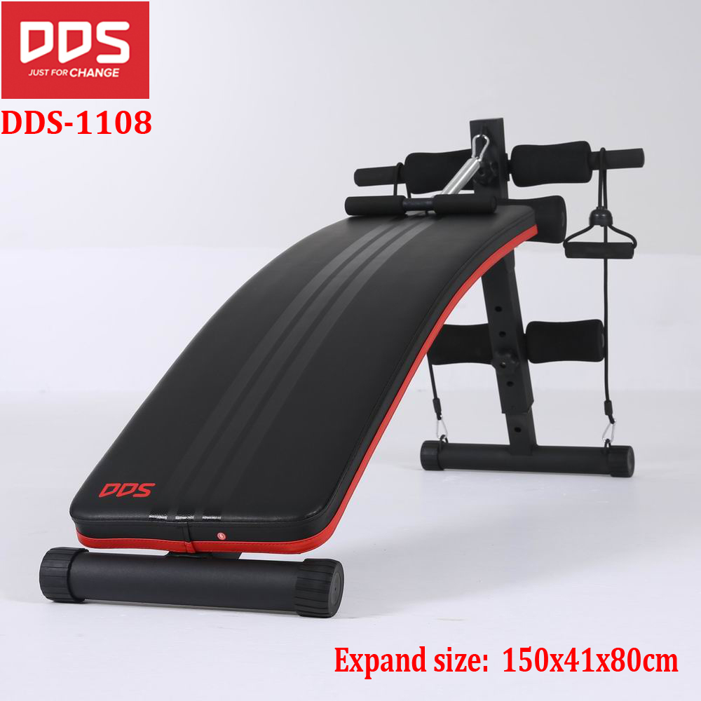 DDS 1108 Sit up bench ab shaper