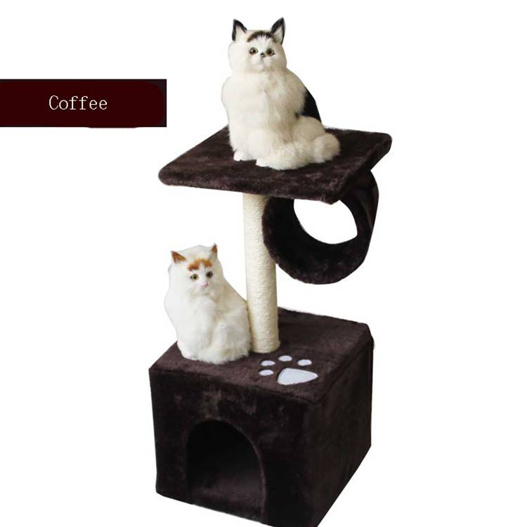 Luxurious sisal cat products ,cat tree, Cat House