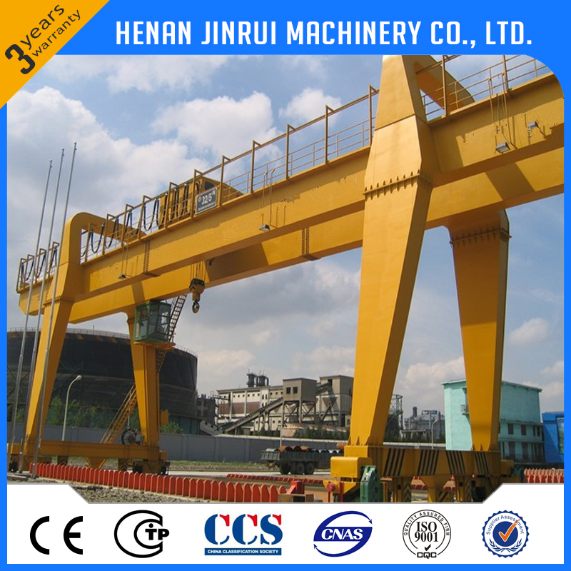 China Supplier Factory Lifting Equipment Gantry Crane Price