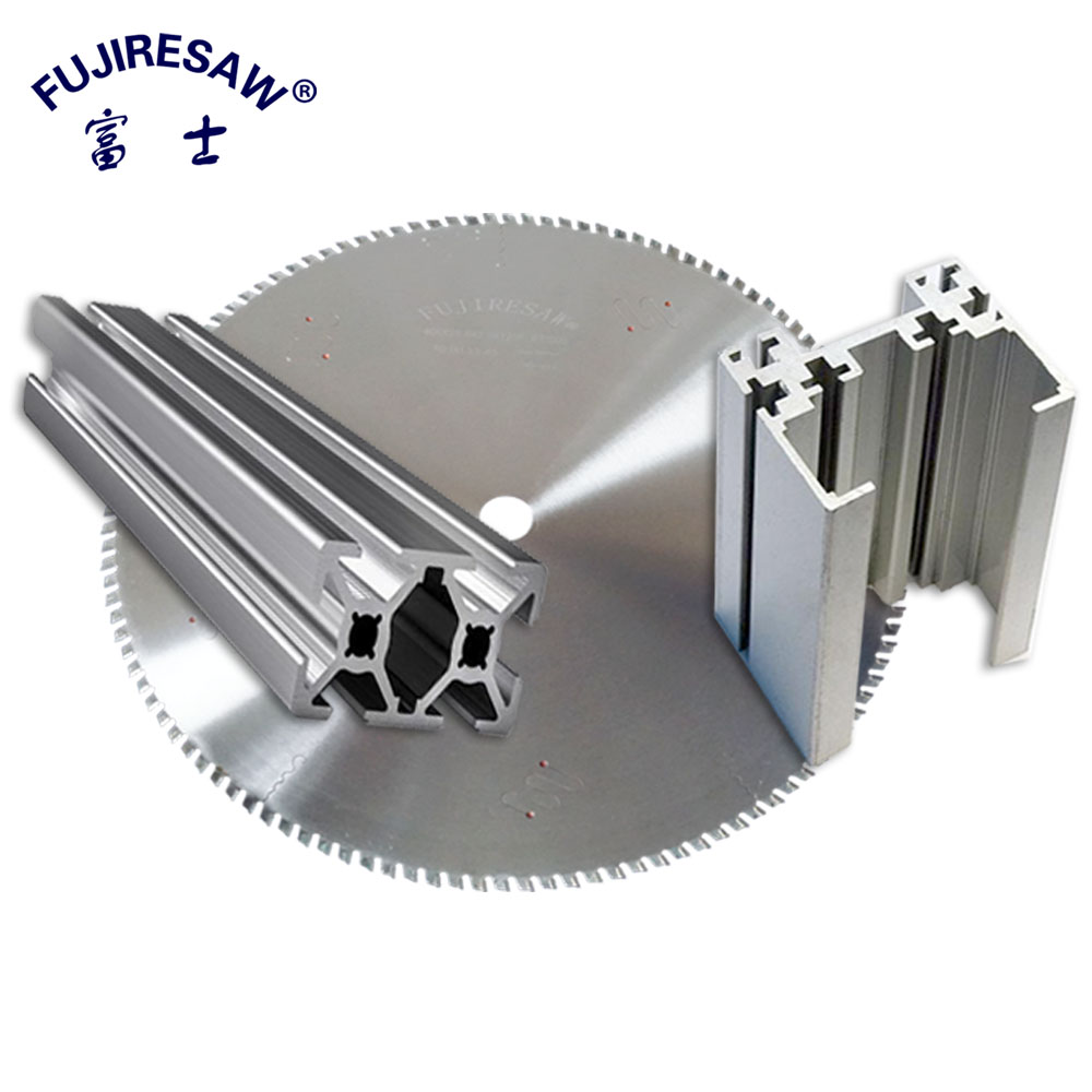 Aluminum/Copper Profile/Tube/Pipe Cutting TCT Circular Saw Blade