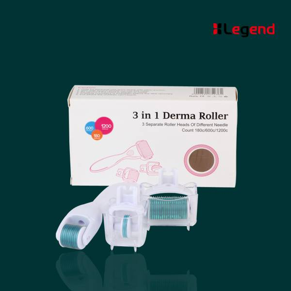 2015 Handsome home use 3 in 1 micro derma roller with low price B-09