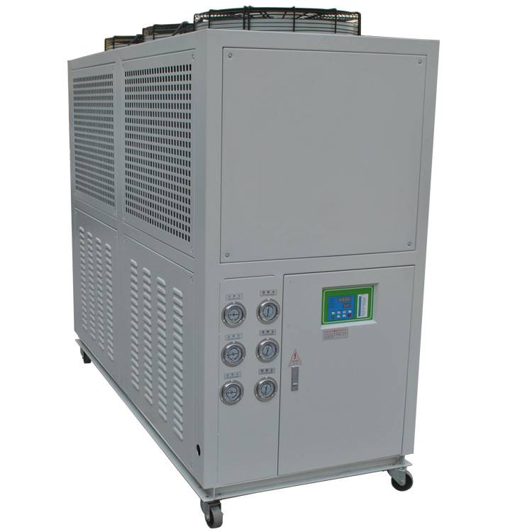 Industrial Water Cooled Water Chiller For Industrial Refrigeration