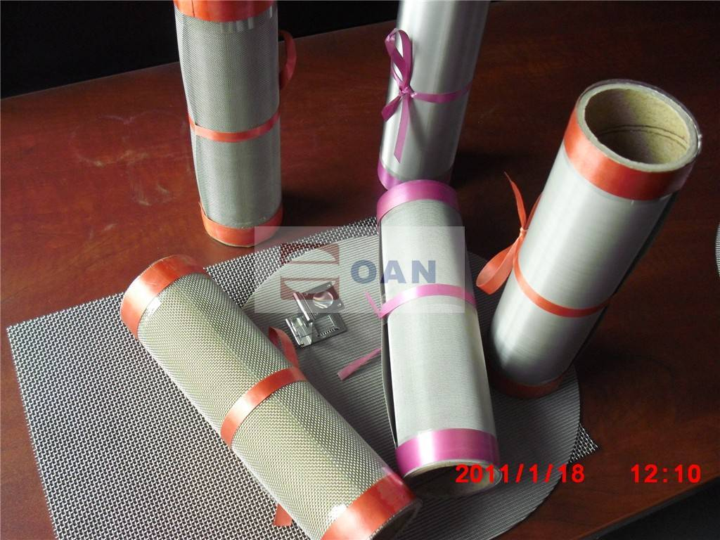 stailess steel wire mesh filter cloth