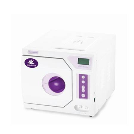 Steam Sterilizer 23L with Mini Inner Printer Europe B Class Dental Steam Sterilization