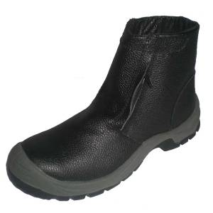 Black Antistatic Safety Shoes
