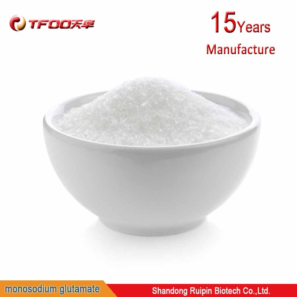 Manufacturer 99% super pure monosodium glutamate 400g