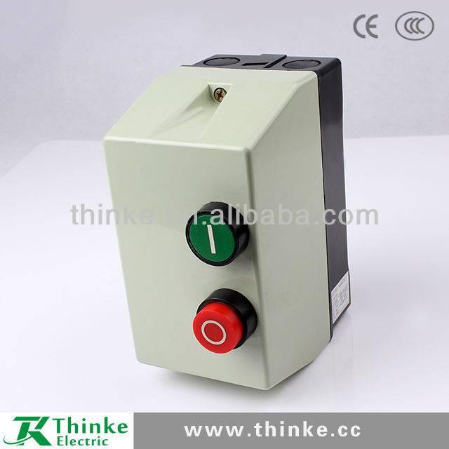 LE1-D magnetic starter