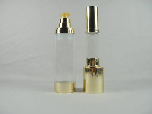 essence lotion container, airless pump bottle