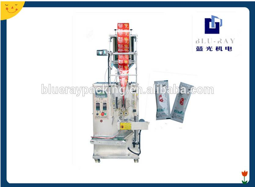 High quality tomato sauce packing machine factory price