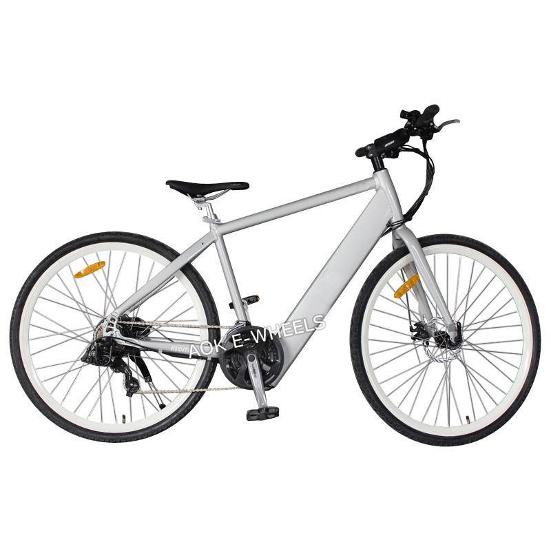 Lithium Battery Electric Bicycle with Disk Brake (TDE-035D)