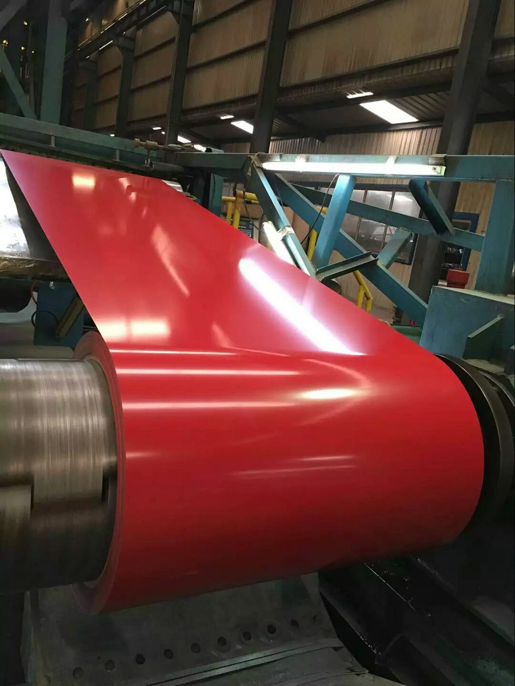0.33mm PPGI prepainted galvanized steel coil