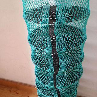scallop/oyster cage/lantern net