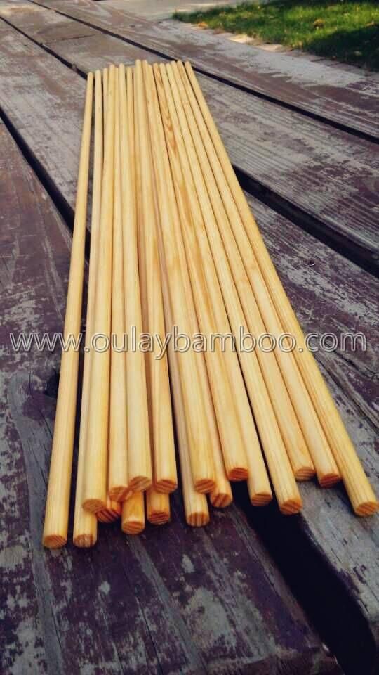 Pine arrow shafts