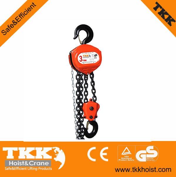 HSZ-CA manual chain hoist