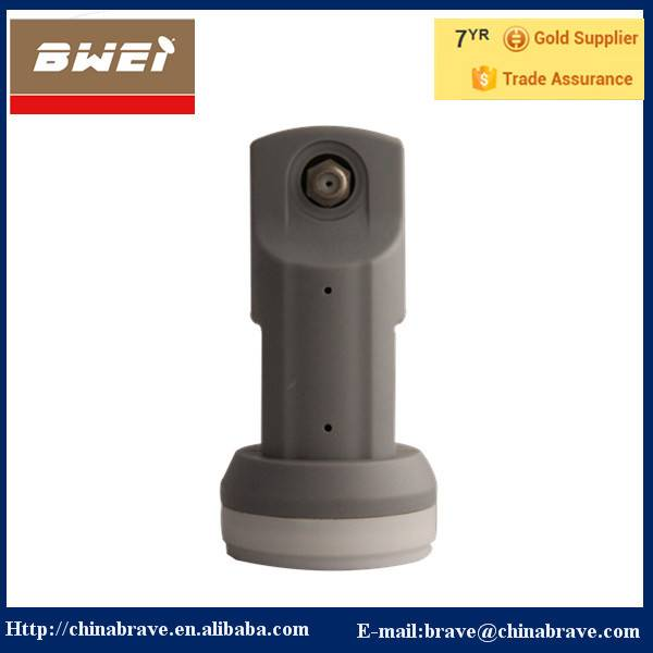 Super Gain Low Noise Block LNB Type Universal C Ku LNBF