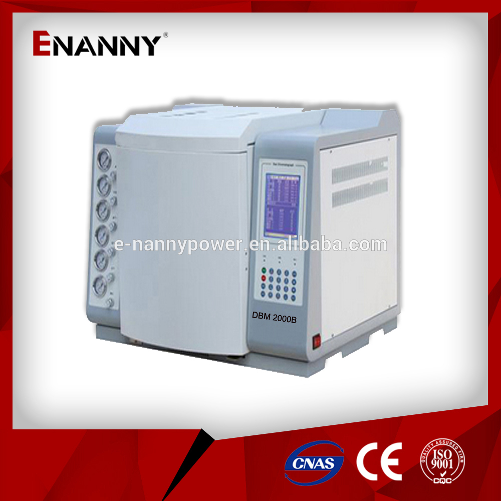 DBM-2000B Portable Transformer Oil Dissolved Gas Content Analyzer