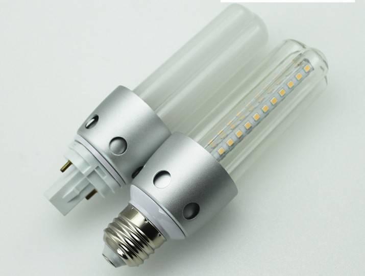 /5W/7W/9W12W/16W G24/ E27 LED Tube bulbs