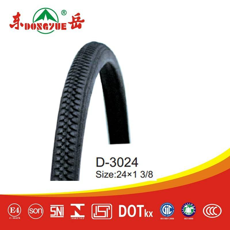 Africa market bicycle tyre 24*1 3/8
