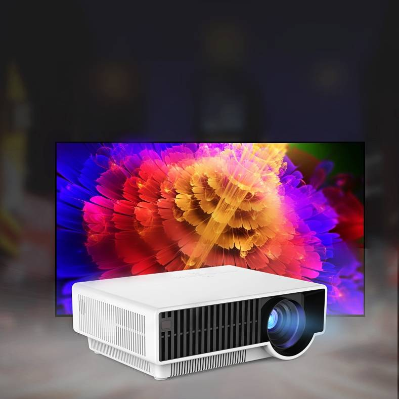 Simplebeamer W310 led full hd projector ,2800 Lumens